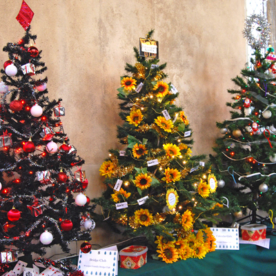 about the festivals christmas tree festivals