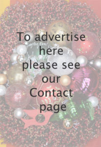 Contact us and advertise for Christmas 1