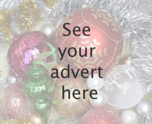 See your Christmas advert here 1